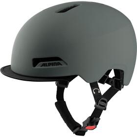 Alpina Brooklyn Helmet, gris
